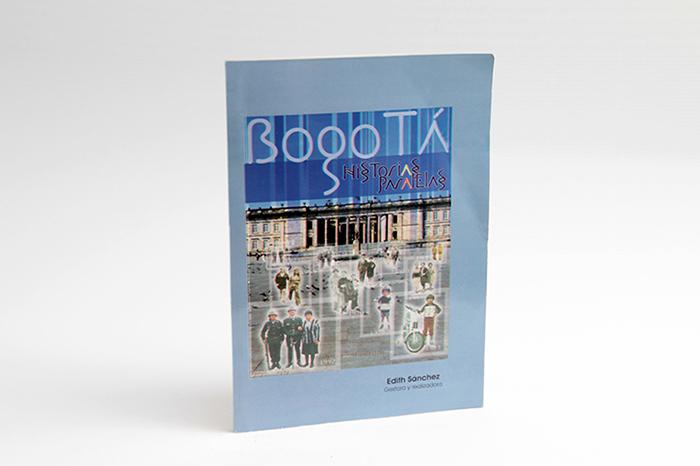 Bogotá, Historias Paralelas. Antología de cuentos de varios autores 2008